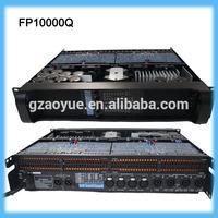 Professional Audio Amplifier Linear Amplifier FP10000Q,professional power amplifier component