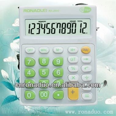 28vc portable desktop calculator gift mini calculator