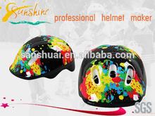 Sunshine children bicycle helmet , kid helmet design , cyclist biking helmet