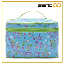 Wholesale women promotional beauty cosmetic bags cases