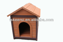 Pet product outdoor plastic cute dog house