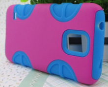 Popular Hot Sale and Cool Silicon Hard Case For Mobile Phone