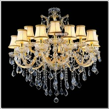 2014 High Quality Luxury Pendant Lighting 15 Lights New Chandelier for Home MD88062