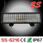 4 row LED Light Bar 17.8 inch CREE 192 Watt quad row ,car accessory, outdoor, SS-6192