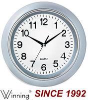 Plastic Round Shape Quartz Wall Clock
