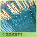 trempé verre float clair pour les appareils ménagers avec iso9001 et certifications ccc