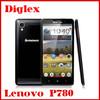 Lenovo P780 Quad Core SmartPhone 4000mAh Battery OTG Android 4.2 1.2GHz Dual Sim 5.0 inch HD 8.0MP