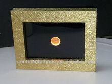 High quality D.I.Y coin display paper frame