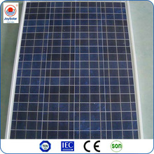 high efficiency 1w-300w solar panel with frame and CIS connector