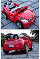 o bebê pode se sentar elétrico controle remoto brinquedo carro elétrico carro de quatro rodas de transporte de ve&iacut