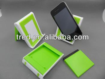 China manufacturer plastic funny cell phone holder for desk