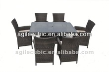 restaurant dinning tables and chairs