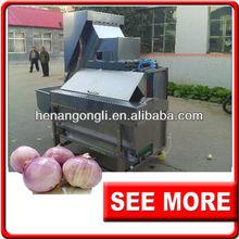 fresh onions/shallot peeling machine for onion10-30mm/30-50mm/60-120mm
