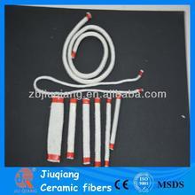 Fiberglass Reinforced Ceramic FIber Sleeve