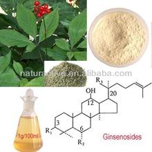100% Pure Panax Ginseng Extract Powder