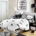 100% de algodón egipcio mancha impresa tela para la fabricación de ropa de cama