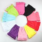 high quality wholesale baby ruffle shorts