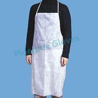 hair cutting disposable pe apron