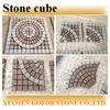 Granite blocks,granite cobble stone,granite stone