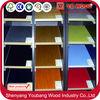 high gloss uv melamine mdf / uv paint board