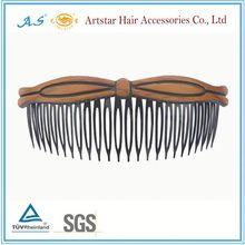 Artstar plastic decoration hair comb