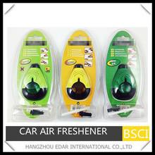 10ml liquid electric car air freshener OEM