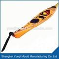 customize plástico rotomoldagem canoa no mar