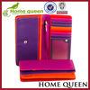 HOT selling wallet women EXQUISITE handicraft woman wallet NEW 2014 stylish pu leather wallet women