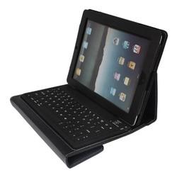 Bluetooth Wireless Keyboard PU Leather Case for iPad 5 iPad