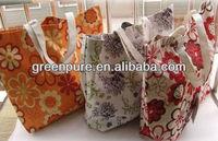 EVA coated fabric for handbag