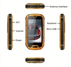 2014 new rugged smart phone S09 NFC PTT Walkie Talkie quad core android rugged smartphone IP68 waterproof dustproof