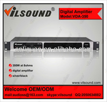 VDA-350 350W class D digital amplifier/digital amplifier/class d audio amplifier