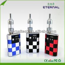 Seven star Shenzhen Eternal 20w vv 3v to 6v and vw 5w to 20w e cigarette mechanical mod