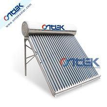 solar heater water,non pressure solar water heater,stainless steel solar water heater