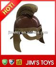 Plastic roman decorative medieval helmet for sale