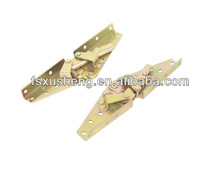 functional iron furniture brackets hinge/adjustable sofa bed fitting/sofa bed mechanism