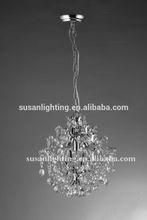 Classic crystal chandelier/chandelier lighting/hanging light