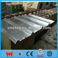 gi corrugado galvanizado de acero del techo precio