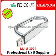 Custom Climbing Button USB flash disk, Mountain-climbing metal USB memory stick