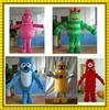 adult yo gabba gabba costumes yo gabba gabba mascot costumes