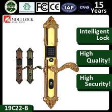High security lock, high end password lock, cylindrical knob