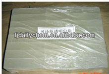 quality transparent soap base