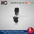 Itc T-521B alta sensibilidad de mano tipo dinámico de Bus micrófono con toma de teléfono