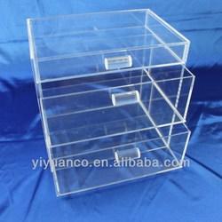 alibaba China acrylic jewelry display case, acrylic jewelry box