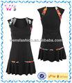 Sublimação vestido de tênis / nice girls vestido de tênis para as mulheres