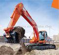 Doosan DH225LC-9 crawl escavadeira com cilindro hidráulico