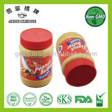 High quality peanut butter/paste jar crunchy taste