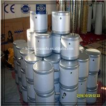 Solar water heater water header tank
