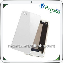 Best price back cover for iphone 4 4S brand new white and black back cover replacement