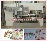 High Speed Automatic Single Twist Ball Lollipop Packing Machine